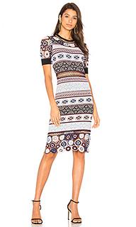 Трикотажное платье carol - Parker