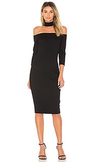 Платье с открытыми плечами drama queen - Bailey 44