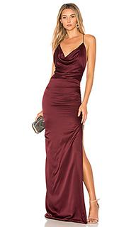 Шелковое вечернее платье d dupey - Gemeli Power