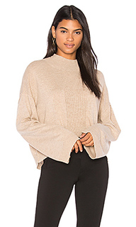 Alpaca mock neck sweater - ATM Anthony Thomas Melillo