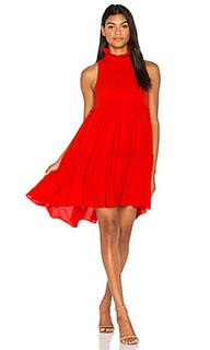 Платье с ложным воротником sonnet - ELLIATT