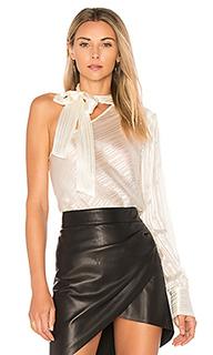 Блуза на одно плечо rona - PAIGE