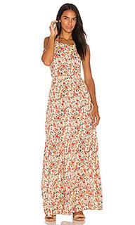 Макси платье helena - AUGUSTE