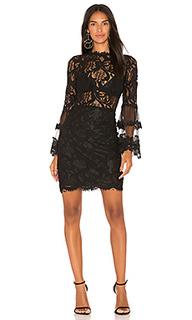 Кружевное платье chancellor - LIONESS