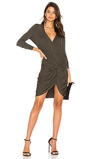Платье с длинным рукавом captive - Young Fabulous & Broke