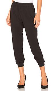 Спортивные брюки из крепа - Splendid