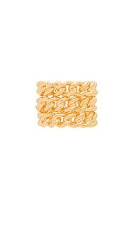 Наборное кольцо bodhi - Amber Sceats