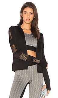 Куртка с сеточными рукавами - IVY PARK