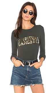 Футболка с длинным рукавом apres - Spiritual Gangster