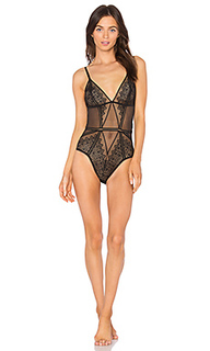 Кружевное боди ck black excite - Calvin Klein Underwear