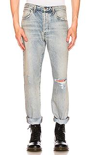 Прямые джинсы division - AGOLDE