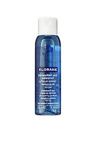 Средство для удаления макияжа waterproof - Klorane