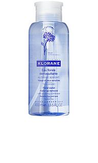 Средство для удаления макияжа floral water - Klorane