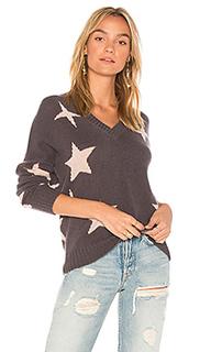 Свитер со звездой liliana - 360 Sweater