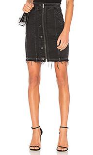 Джинсовая юбка poppy - DL1961