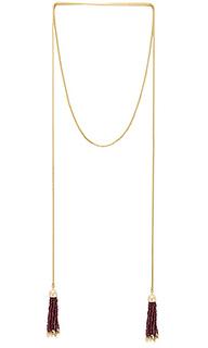 Ожерелье в форме лассо annora - Kendra Scott