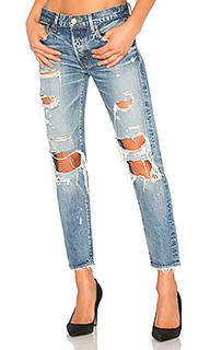 Зауженные джинсы adel - Moussy