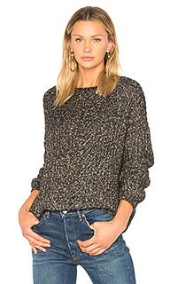 Меланжевый свитер yori - CHARLI