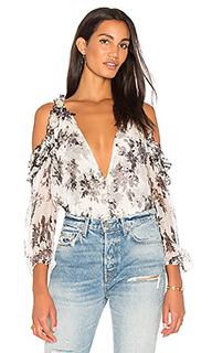Блуза с рюшами daisy - Karina Grimaldi
