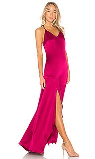 Платье со свободной юбкой - Halston Heritage