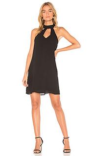 Мини-платье с вырезами - krisa