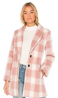 Свободная куртка с клетчатым принтом - Endless Rose
