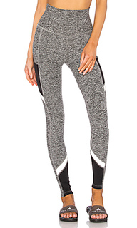 Spacedye refraction high waisted long legging - Beyond Yoga