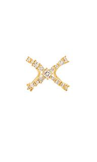 X-образное кольцо the scattered gem - Luv AJ