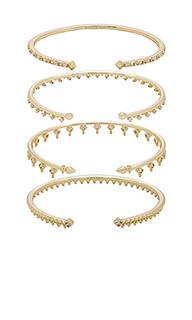 Комплект из 4 браслетов delphine - Kendra Scott