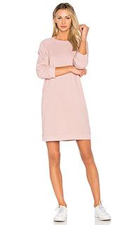 Платье-толстовка vintage - MONROW