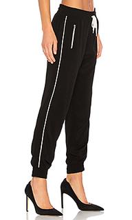Спортивные брюки elastic waist - MONROW