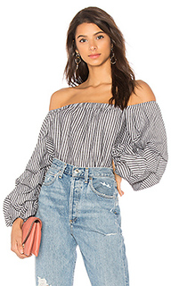 Блуза с открытыми плечами alliah - Lovers + Friends