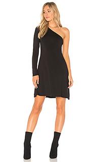 Платье с одним плечом gretta - LA Made