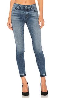 Укороченные супер узкие джинсы nico - Hudson Jeans