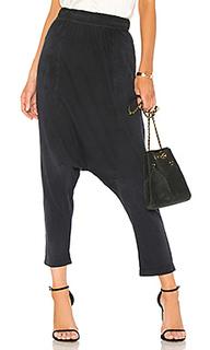 Укороченные мешковатые брюки - Raquel Allegra