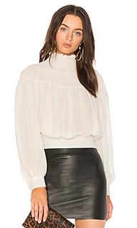 Блузка с завязкой сзади smocked - FRAME