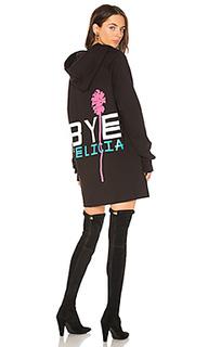 Платье bye felicia sweatshirt - Baja East