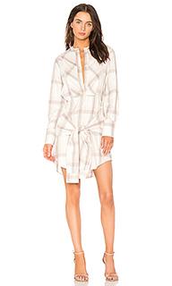 Платье-рубашка - DEREK LAM 10 CROSBY