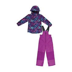 Комплект: куртка и полукомбинезон Sweet Berry для девочки