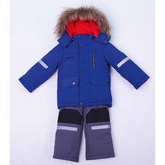 Комплект: куртка и полукомбенизон Артур Batik для мальчика Батик