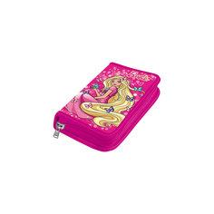 Пенал средний Mattel Barbie пустой Limpopo