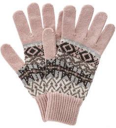 Вязаные шерстяные перчатки Barbour