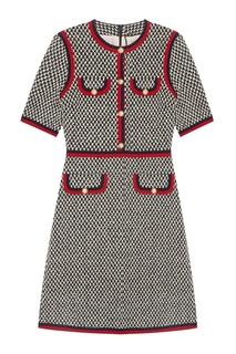 Хлопковое платье Gucci