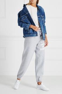 Хлопковые брюки Natasha Zinko