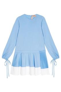 Шерстяное платье No.21