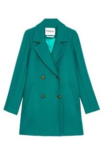 Шерстяное пальто Obivan Essentiel
