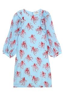 Шелковое платье Obeches Essentiel