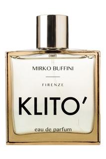 Парфюмерная вода KLITO', 100 ml Mirko Buffini Firenze