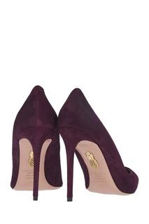 Замшевые туфли Simply Irresistible Pump Aquazzura