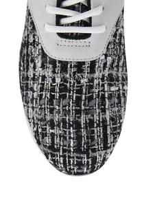 Текстильные кроссовки Msgm
